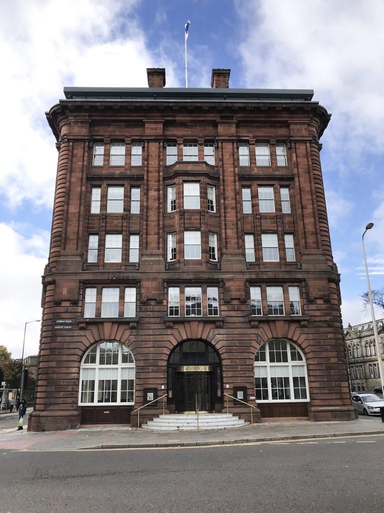 DC Thomson Building