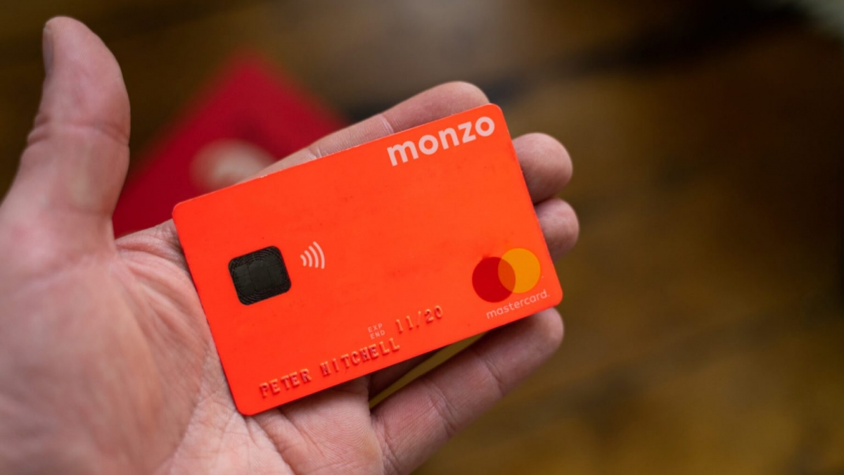 Monzo - The Best Travel Bank Card
