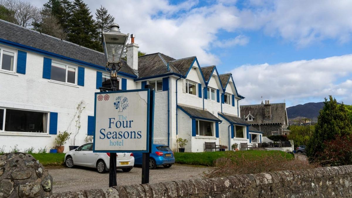 Four Seasons Hotel St Fillans