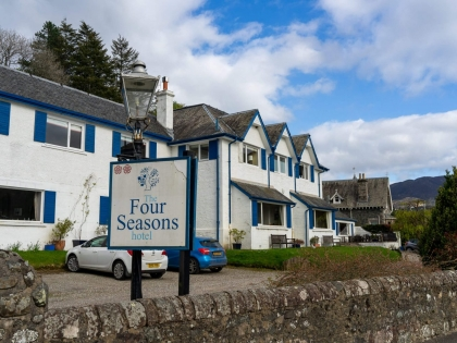 Four Seasons Hotel St Fillans
