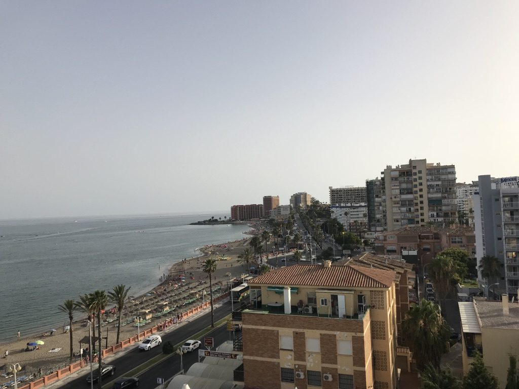 Views from Skybar