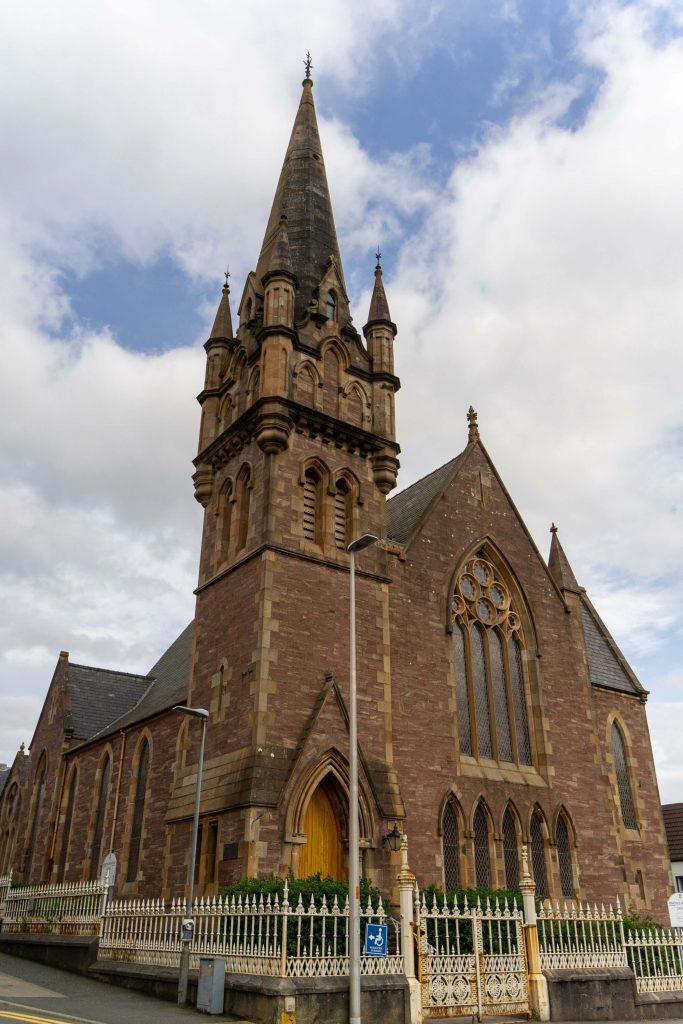 Church in Stornoway