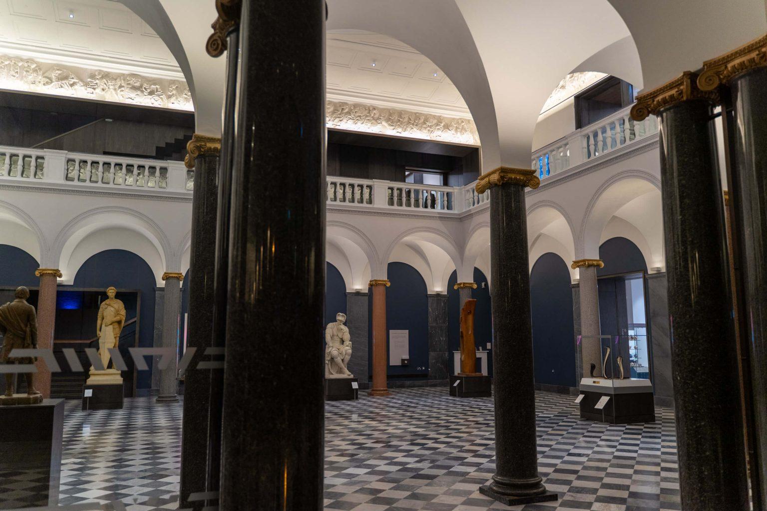 Aberdeen Art Gallery Main Hall